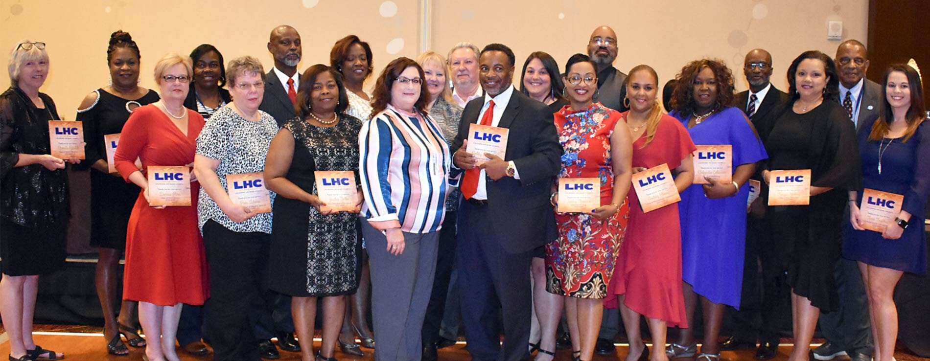 LHC is the Louisiana NAHRO Chapter